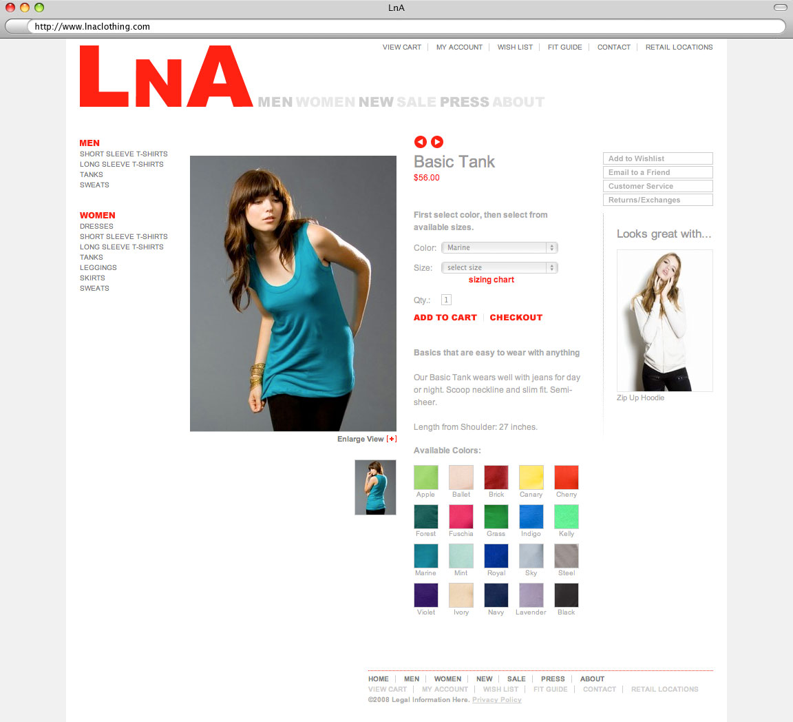 LnA Clothing - Item