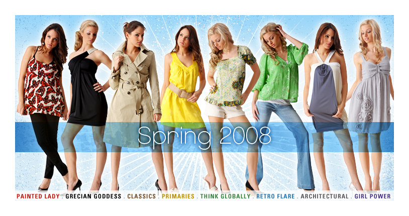 National Jean Company - Spring 2008