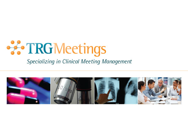 TRG Meetings - Cover